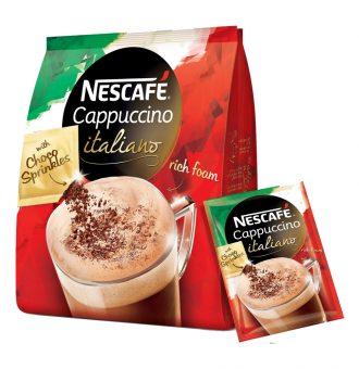 cappuccino nescafe